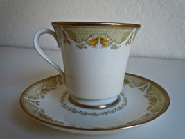 Gorham Spring Morn Cup and Saucer Set - $6.30