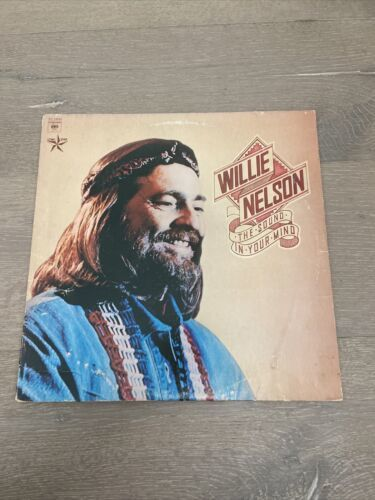 Primary image for Willie Nelson The Sound In Your Mind 1976 1st Press NM/G Radio Promo Version