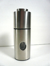 Stainless Steel Pepper Grinder Mill - £8.17 GBP
