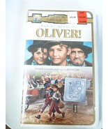 Oliver (VHS, 1998, 30th Anniversary Tribute Edition Clam Shell Duracase) - $4.95