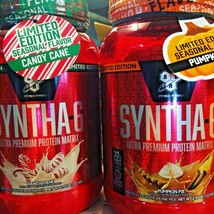 BSN Syntha-6 Ultra Premium Lean Muscle Protein  2.91 lbs LIMITED EDITIONS - $29.90