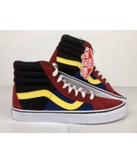 Vans Sk8 Hi Reissue OTW Rally Skateboard Shoes Barca FCB Men 8 Women 9.5 - $84.14