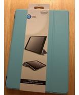 ONN Folio Case for iPad Air 1, iPad Air 2, and iPad 9.7 Brand New Blue C... - $9.59