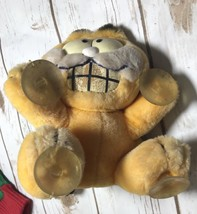 "Vintage 1981  Dakin GARFIELD Car Auto Window Plush Stuck on You! 8"" Suct... - $12.82"