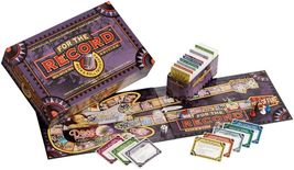 For The Record 50's, 60's & 70's Music Trivia Board Game [New] - $38.98