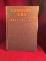 LAUGHING BOY by Oliver La Farge 1929 2nd printing - $73.50