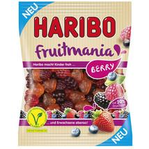 Haribo FRUITMANIA BERRY gummy bears -175g -FREE SHIPPING - $7.71