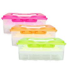 Eggs Holder Storage Box Organizer - $19.00
