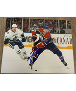 Edmonton Oilers Connor McDavid Autographed Hand  Signed 8x10 NHL Photo W... - $83.90