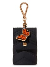 Bath & Body Works Butterfly Quilted Purse Pocketbac Hand Sanitizer Holder - $11.87