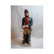 Virginia Light Dragoons 1776 ANDREA SADEK PORCELAIN SOLDIER STATUE vtg f... - £37.97 GBP