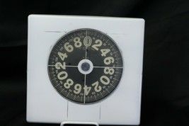 Art Deco Bathroom Scale SK-1057-4 Body Weight Vintage Extra Large Numbers - $29.39