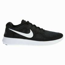Nike Free RN 2017 Black White 880839-001 Mens Running Shoes Size 12 - $64.95
