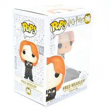 Funko Pop! Harry Potter Fred Weasley Yule Ball #96 Vinyl Action Figure image 5