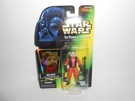 1997 Kenner Star Wars Power Of The Force POTF Blaster Pistol Rifle Nien Nunb MOC - $9.99