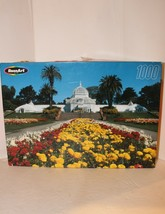 RoseArt Jigsaw Puzzle - Golden Gate Park - 1000 Pieces 2001 - $9.95