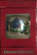 1979 Hummelwerk - Flight Into Egypt - Janet Robson Christmas Tree Ornament - $4.45