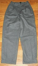 Lauren Ralph Lauren Gray Wool Dress Pants Size 4 - $9.89