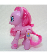 My Little Pony G4 FiM PINKIE PIE Bend Knee from Cheering or Row & Ride S... - $5.00