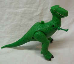"Walt Disney Toy Story REX THE T-REX DINOSAUR 4"" ACTION FIGURE TOY - $14.85"