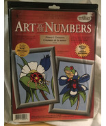 """Testors Art by the Numbers NATURES CREATURES #12003 9""""x12"""" PAINTING KIT - $8.14"""