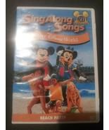 Sing-Along Songs: Beach Party At Walt Disney World (DVD) OOP - $7.91