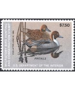 RW50, DUCK STAMP VF OG NH - LOW PRICE! - $9.00