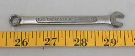 "Craftsman 12pt Combination Wrench Size 1/4"" VV-44699 USA tthc - $4.94"