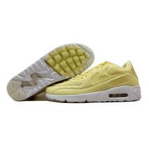 finest selection 0adca aa4b2 Nike Air Max 90 Ultra 2.0 BR Lemon Chiffon 898010-700 Men  39