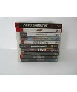 Lot of 10 Sony PS3 Games Street Fighter 4 Bioshock Infinite Final Fantas... - $43.24