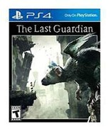 The Last Guardian - PlayStation 4 [video game] - $19.36