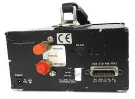 MENSOR 2102 DIGITAL PRESSURE GAUGE 0 TO 300 PSIG image 4