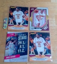 James Harden LOT(4) Rookie Cards Mint Condition US Free Shipping - $16.80