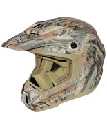 Core Forester MX-1 Off-Road Helmet Tan Camouflage, Medium - $82.13