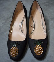 Embellished 39 Shoes 8 US Womens Zara Size Size Pineapple 5RqwXwBa