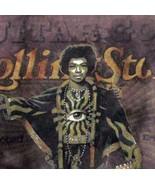 Jimi Hendrix TShirt Rolling Stones Guitar Gods Tie Dye Size Medium Cotton - $13.81