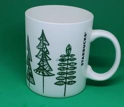 Starbucks Officially Licensed Limited Edition 12 Oz Christmas Coffee Mug Nice - $6.75