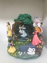 Disney US Princess (Cinderella Bell Aurora Snow white) Snow Glove Music ... - $452.43