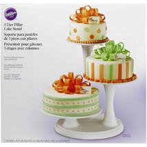 Wilton 3-Pillar Cake Stand - $55.20