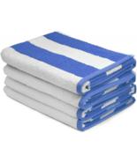 Large Beach Towel, Pool Towel, in Cabana Stripe... - $46.75