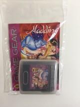 Aladdin (Sega Game Gear, 2004) - $18.70
