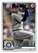 2020 Bowman #80 Yusei Kikuchi NM-MT Mariners - $0.99