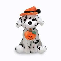 Plushland Halloween Pawpals 8 inches Puppy Dog Plush Stuffed Toy Comes with Hat  image 4