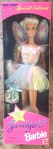 Mattel Tooth Fairy Barbie #17246 Special Edition NRFB 1996 Walmart White... - $38.61