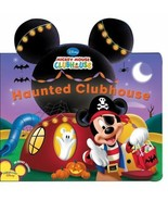 Disney Junior Mickey Mouse Haunted Clubhouse Lot of 3 Halloween Marcy Ke... - $10.95