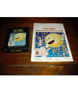 Vintage Pac-Man (Atari 2600, 1982)  - $7.91