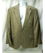 Allyn Saint George Men's Brown/Black ZigZag Blazer Sport Coat Suit Jacke... - $37.11