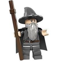 LEGO® LOTR™ Gandalf the Grey - from set 9469 - Gray - $7.91