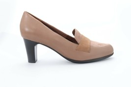 Abeo Ventura Pumps Dress Shoes Walnut Women's Size 8 Neutral Footbed () - $18.50