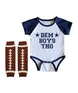 Dallas  Cowboys Onesie Uniform Jersey Dem Boys Tho - $21.95+